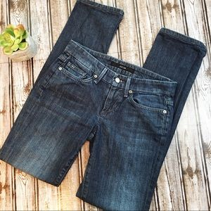 Joe's Jeans Rocker Skinny Hedrin Wash